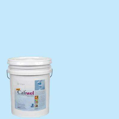 5 gal. Comfort Zone Blue Latex Premium Antimicrobial and Anti-Mold Interior Paint
