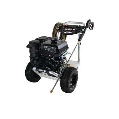 Aluminum Series 4,200 psi 4.0 GPM Cold Water Gas Pressure Washer
