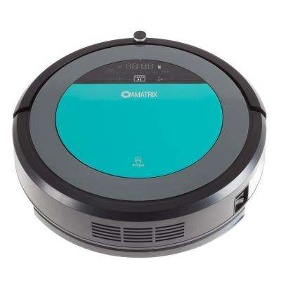 V600 Robotic Dual Vacuum Cleaner and Mop with UV Sterilization Light