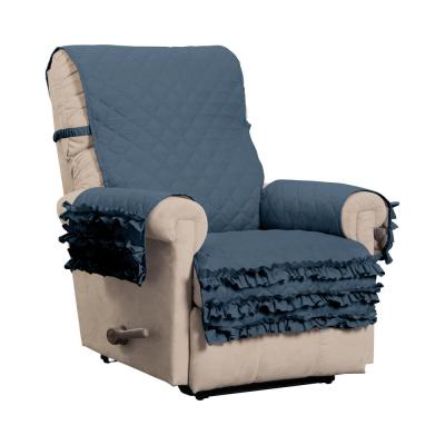 Claremont Ruffled Recliner Furniture Cover