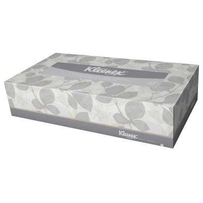 8.40 in. x 8.40 in. Facial Tissue 2-Ply (1500 per Carton)