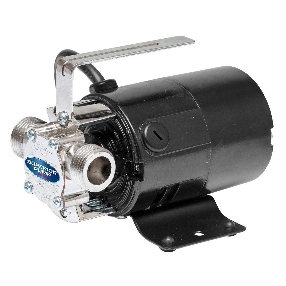 Everbilt 1//10 HP Non-Submersible Self-Priming Transfer Pump EBTP1