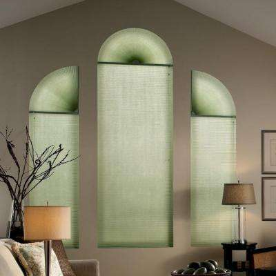 DiamondCell Light Filtering Arch Cellular Shade