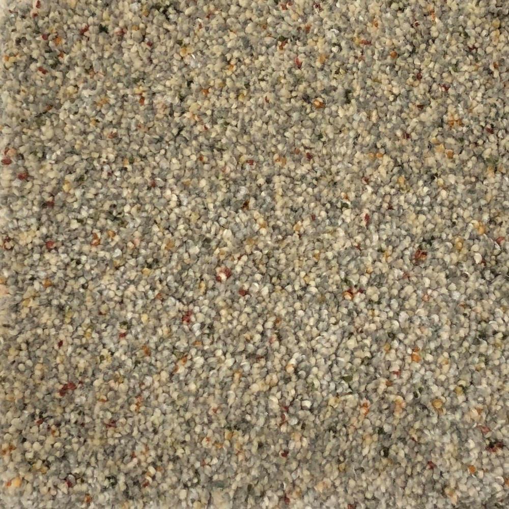 Humboldt II - Color Evening Sky Texture 12 ft. Carpet