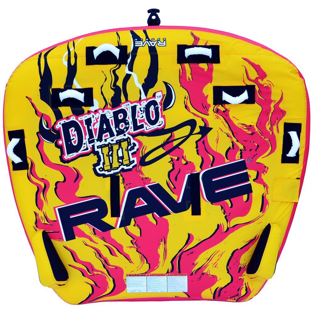 RAVE Sports Diablo III Towables