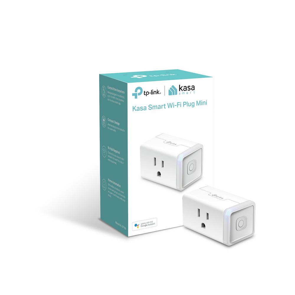 Mini Smart Indoor Wi-Fi Plug