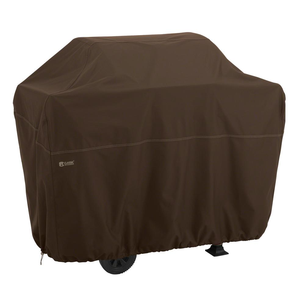 Classic Accessories Madrona Rainproof 58 in. BBQ Grill Cover