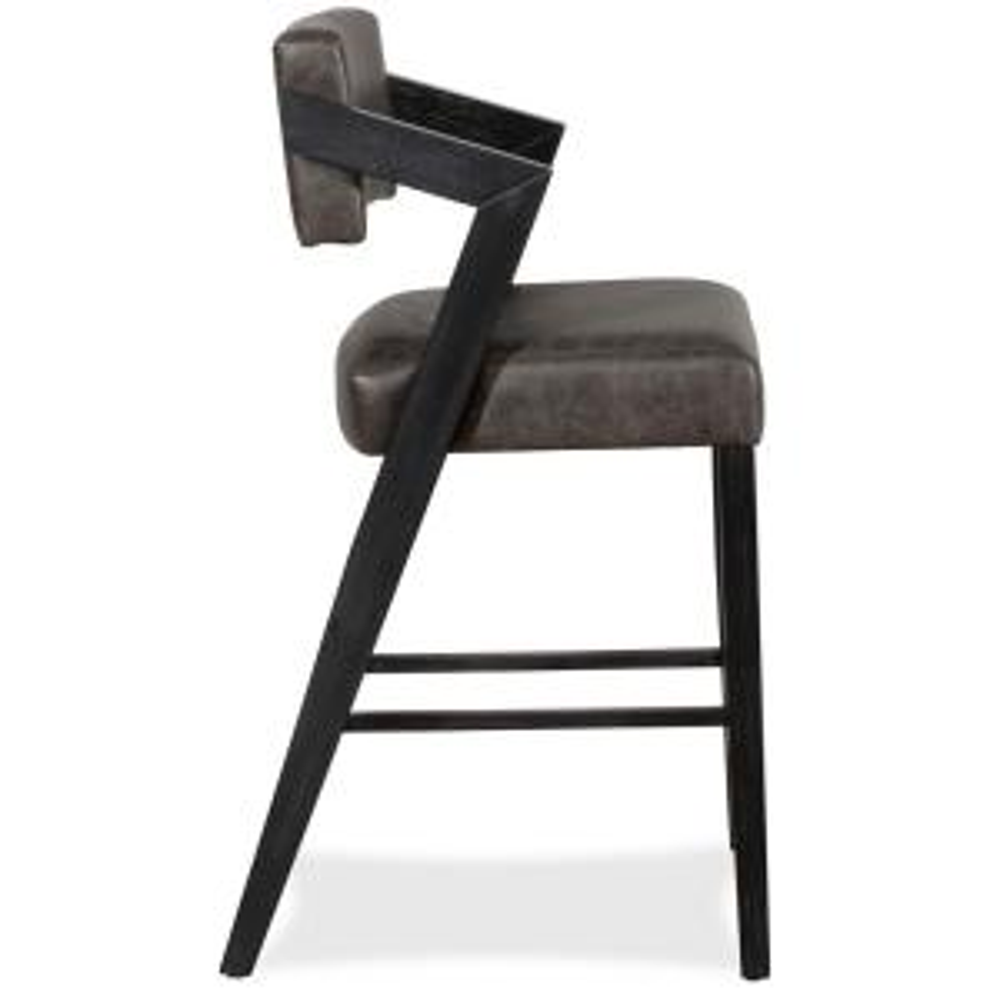Pleasant Hillsdale Furniture Snyder 30 In Blackwash Bar Stool 4708 Creativecarmelina Interior Chair Design Creativecarmelinacom