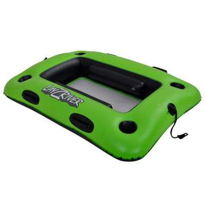 LayZRiver 44 in. x 33 in. Inflatable Swim Cooler Float