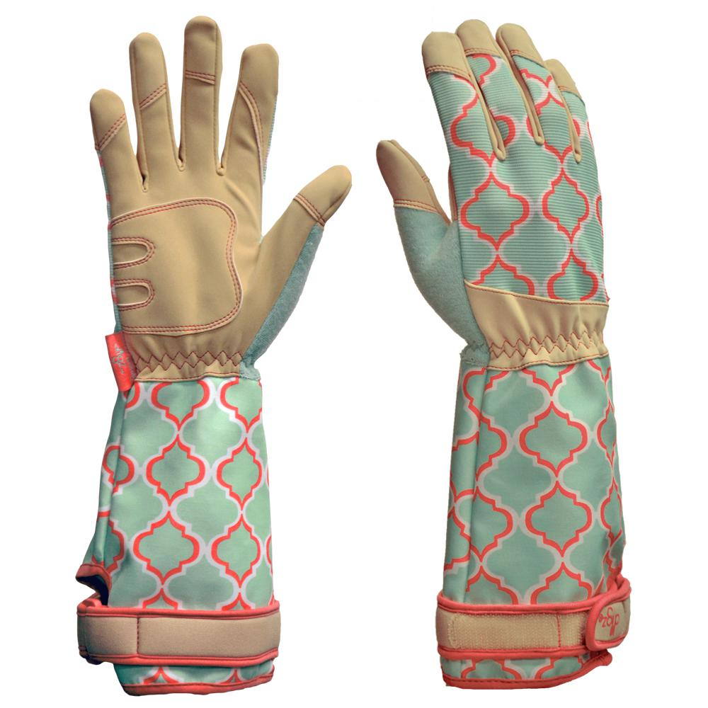Rose Picker Medium Synthetic Leather Glove