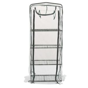 FlowerHouse 5 ft. x 2 ft. x 1 ft. Plant Tower X-Up Greenhouse by FlowerHouse