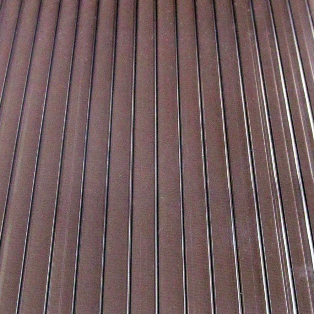2 ft. x 2 ft. x 6 mm Bronze Multiwall (5-Pack)