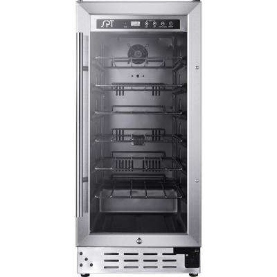 15 in. 33-Bottle Under-Counter Wine Cooler Commercial Grade
