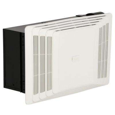 70 CFM Ceiling Bathroom Exhaust Fan with Heater