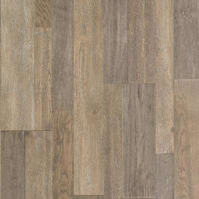 Outlast+ Sedona Taupe Oak 10 mm Thick x 7-1/2 in. Wide x 54-11/32 in. Length Laminate Flooring (16.93 sq. ft./case)