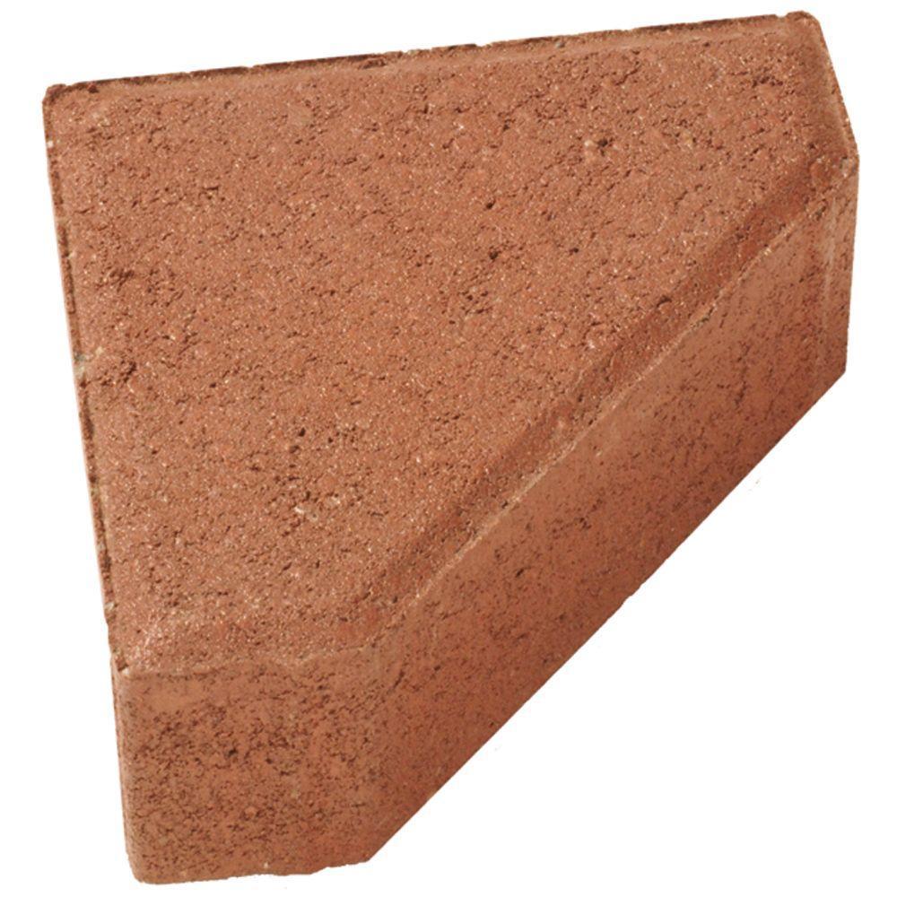 Basalite 1 5 8 In X 6 In Chili Pepper Red Concrete