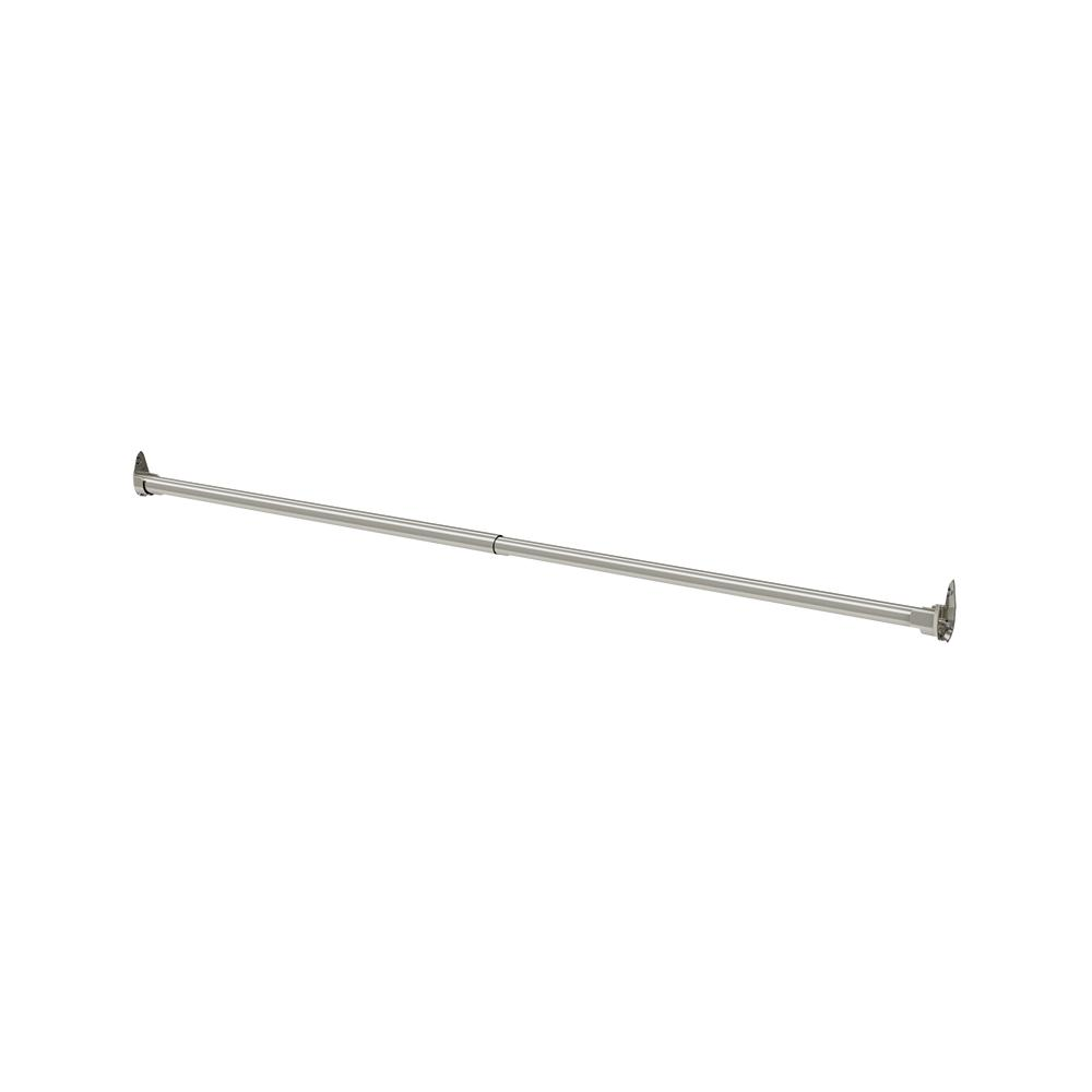ClosetMaid Easentials 30 48 In. Chrome Adjustable Hang Rod