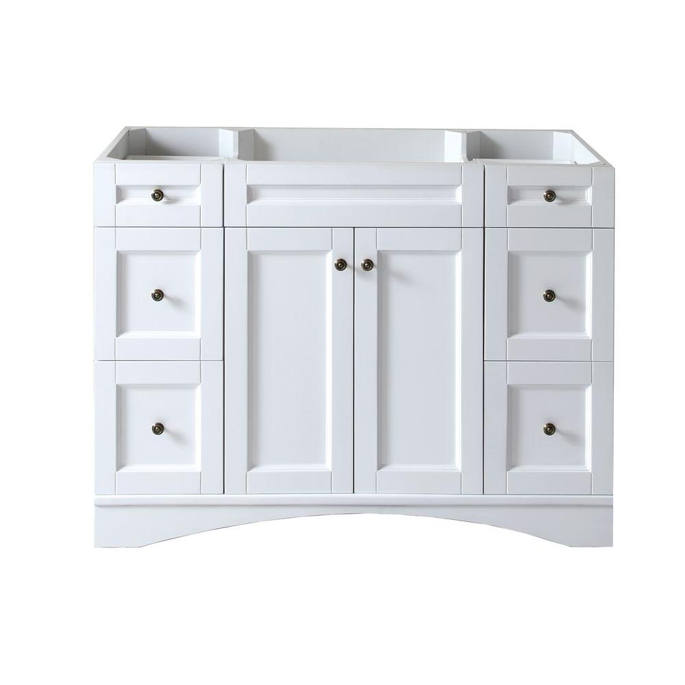 Virtu Usa Elise 48 In W Bath Vanity