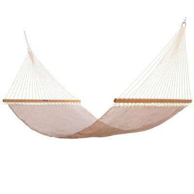 13 ft. Large Sunbrella Textilene Hammock in Framework Copper