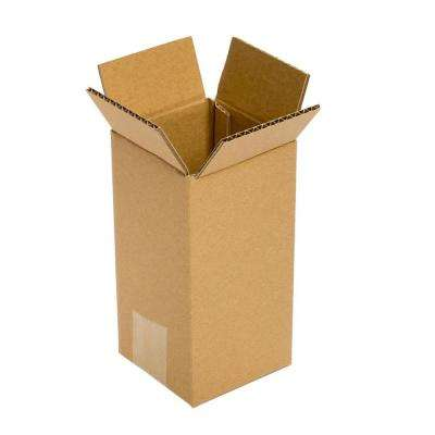 6 in. L x 6 in. W x 12 in. D Box (25-Pack)