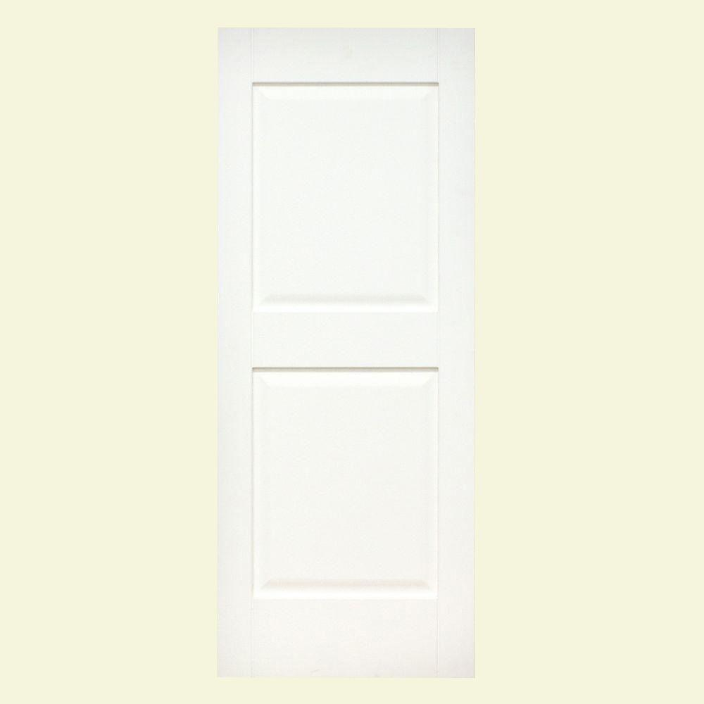 14 in. x 39 in. Panel/Panel Behr Ultra Pure White Solid