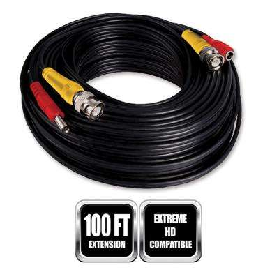 100 ft. Exteme HD Extension Cable with Video and Power
