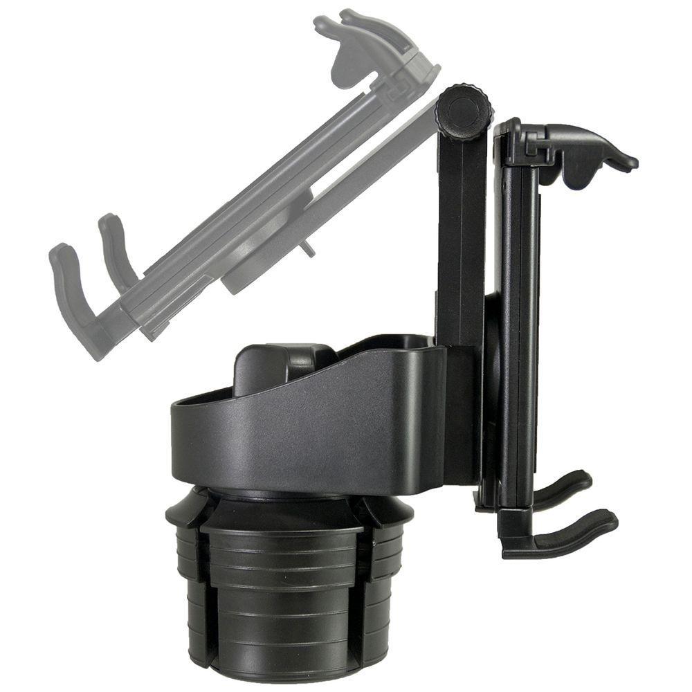 BX Tablet Cup Holder Mount - Black