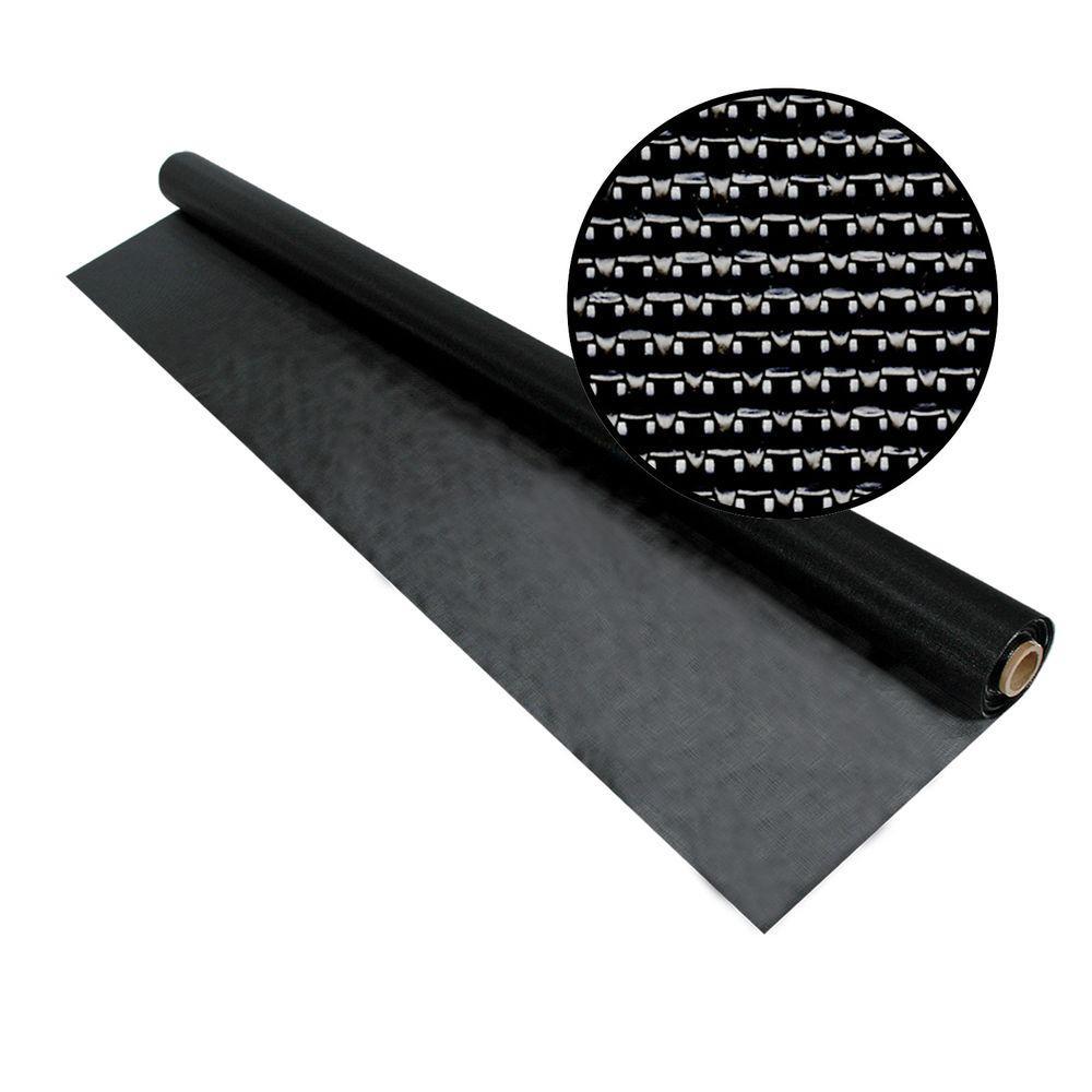 Phifer 96 in. x 50 ft. Black SunTex 90