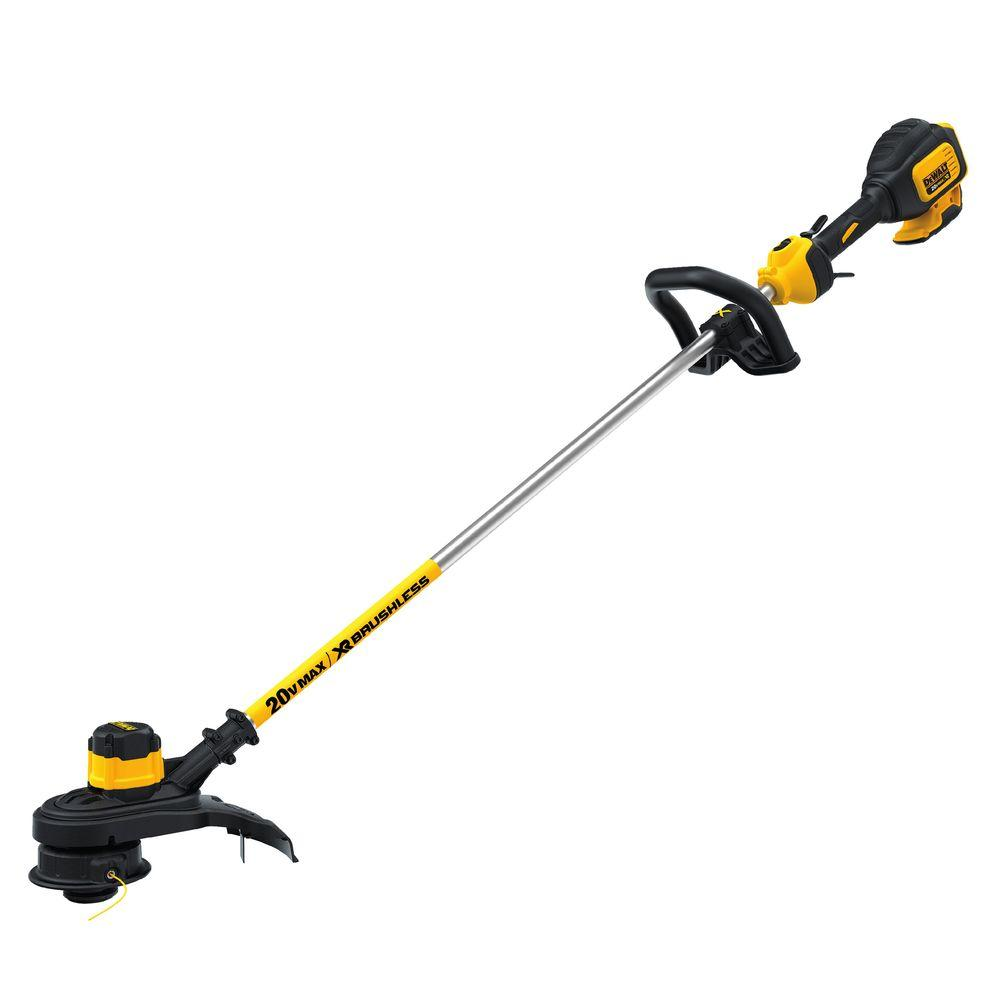 13 in. 20-Volt MAX Lithium-Ion Cordless Brushless Dual Line String Grass