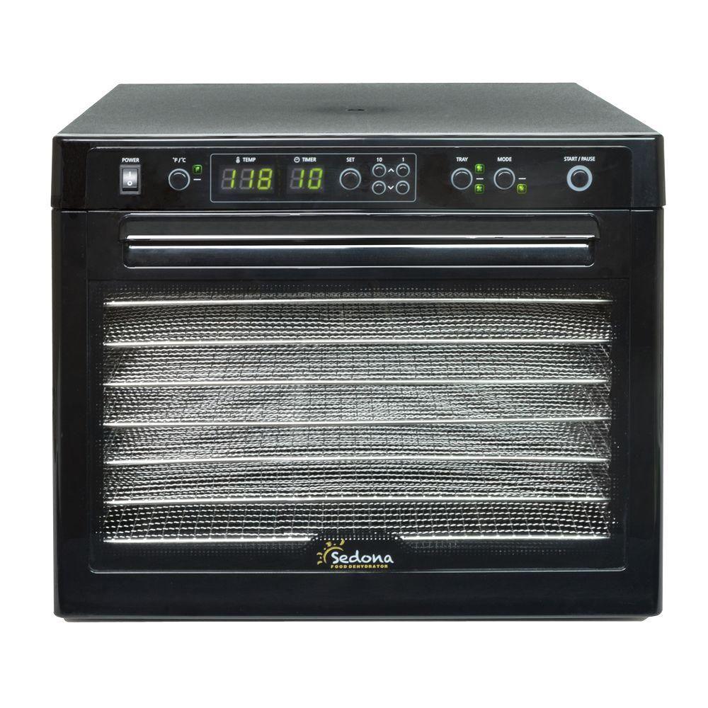Sedona Rawfood 9-Stainless Steel Tray Food Dehydrator