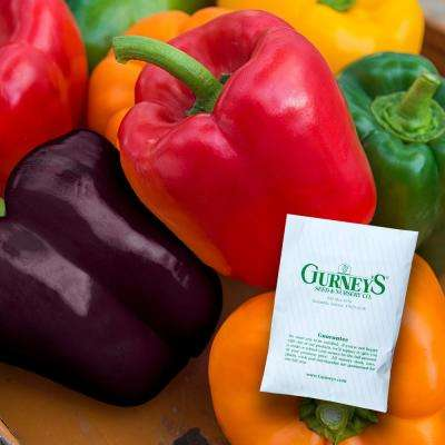 Sweet Pepper Sweet Bell Hybrid Mix Seed (35-Pack)