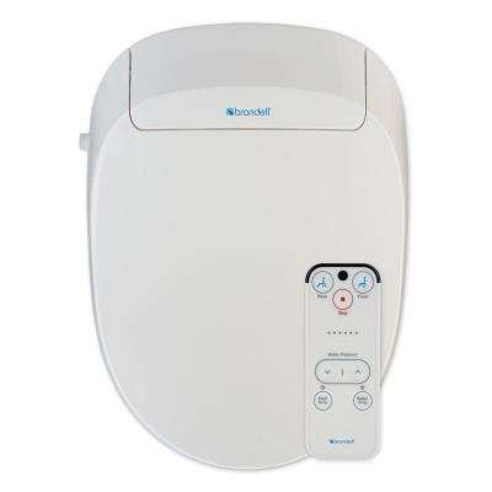 Swash 300 Advanced Bidet Seat for Elongated Toilet in White