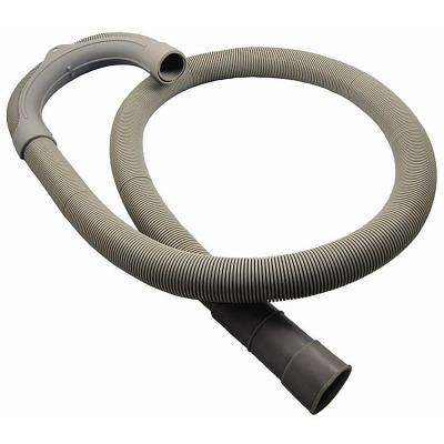 8 ft. Corrugated Washing Machine Discharge Hose