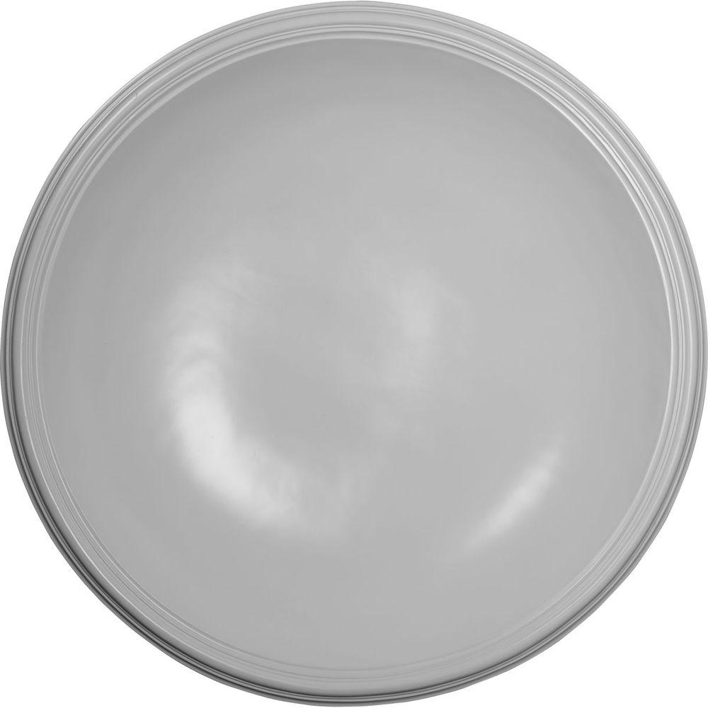 44-1/8 in. Recessed Smooth Ceiling Dome