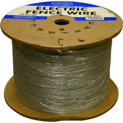 1/2 Mile 14-Gauge Electric Fence Wire
