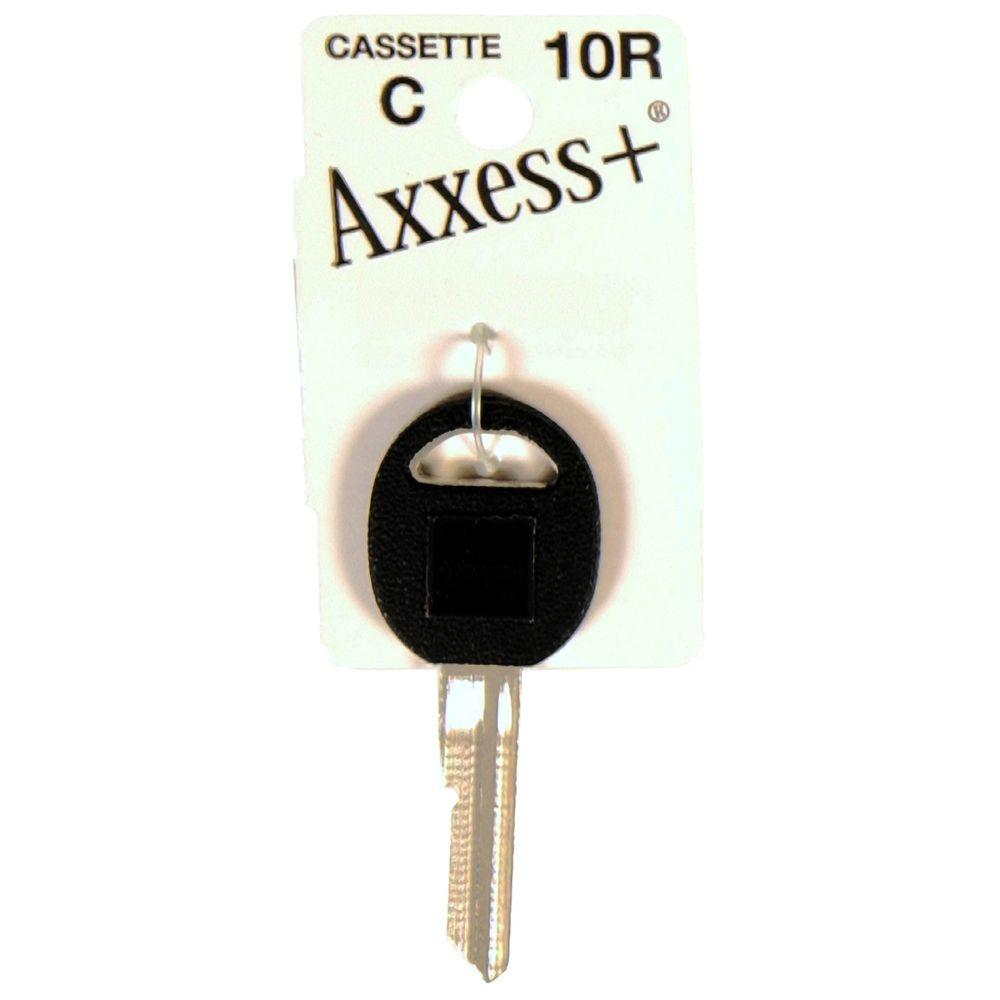 Axxess+ 51R Blanks Right-Hand Mitsubishi Key