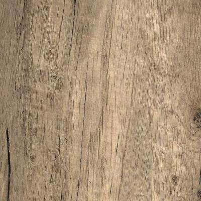 Textured Oak Santana 12 mm Thick x 6.34 in. Wide x 47.72 in. Length Laminate Flooring (756 sq. ft. / pallet)
