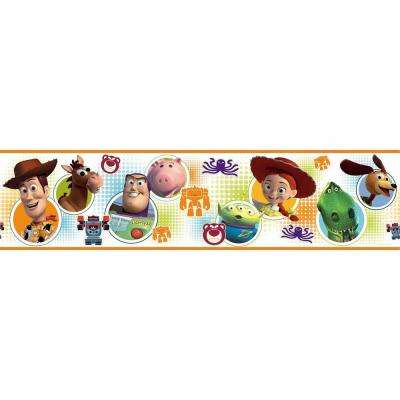 Toy Story 3 Peel and Stick Wallpaper Border