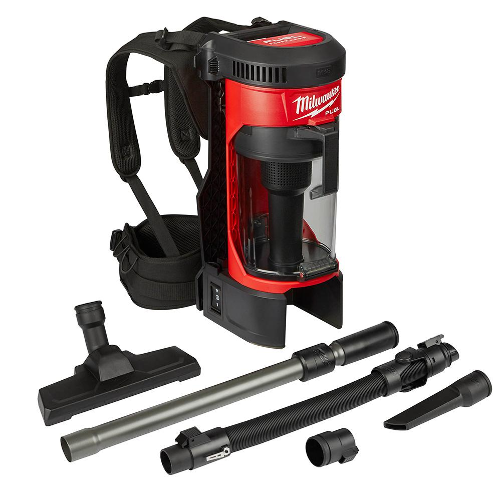M18 FUEL 18-Volt Lithium-Ion Brushless 1 Gal. Cordless 3-in-1 Backpack Vacuum