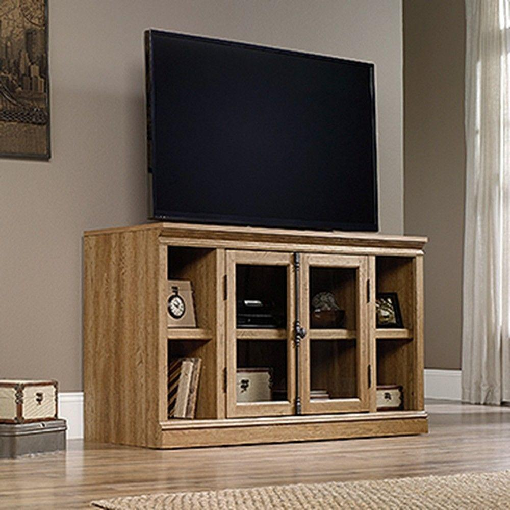 Sauder Office Furniture Barrister Lane Scribed Oak Storag...