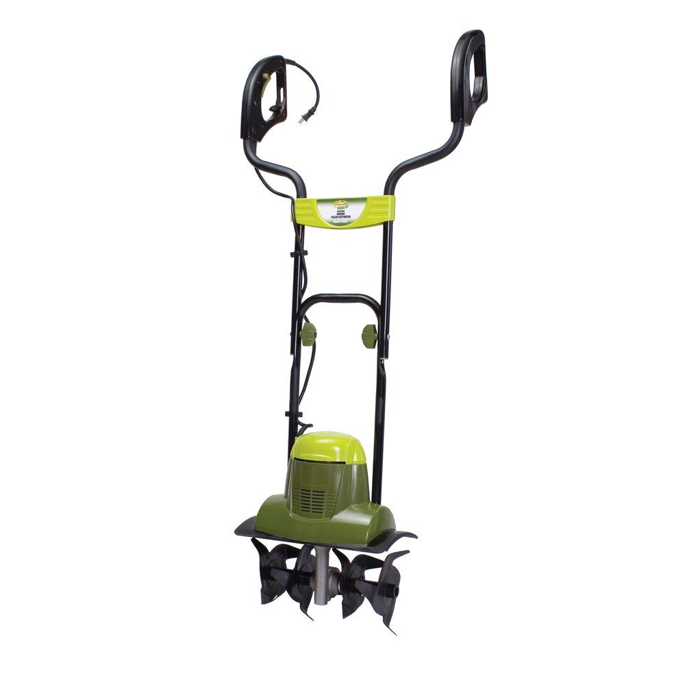 14 in. 6.5-Amp Electric Tiller/Cultivator ShopFest Money Saver