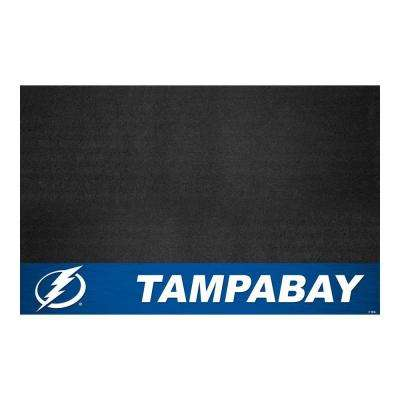 Tampa Bay Lightning 26 in. x 42 in. Grill Mat