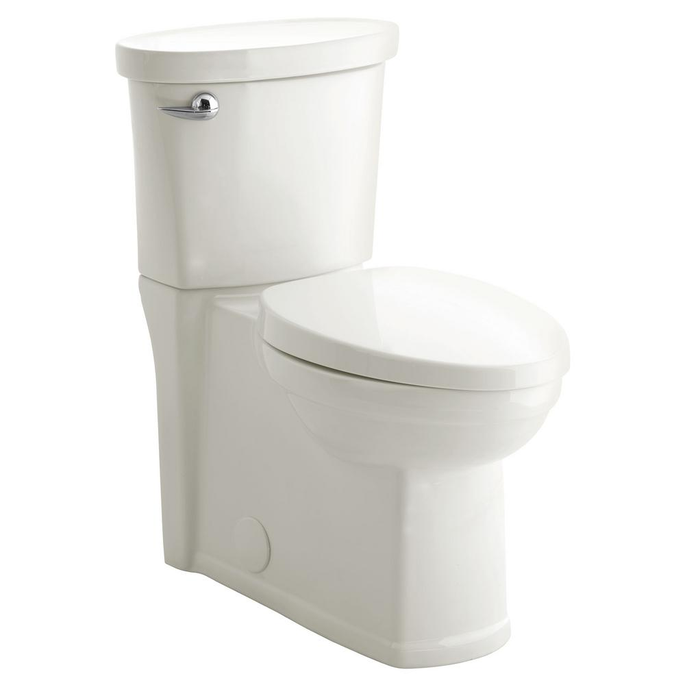 2691004 020 In White By American Standard: American Standard Cadet 3 Decor Tall Height 2-Piece 1.28