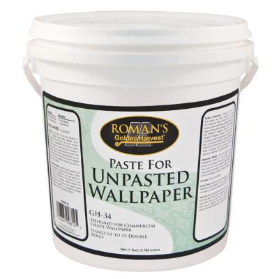 GH-34 1 gal. Paste for Unpasted Wallpaper