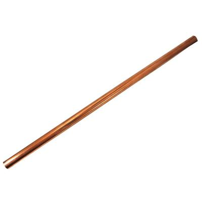 1/2 in. x 2 ft. Copper Type M Hard Straight Pipe