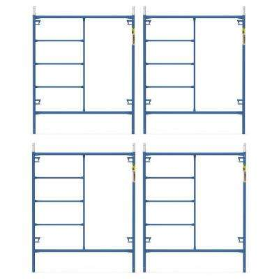 Saferstack 6 ft. x 5 ft. Mason Scaffold Frame (4-Pack)