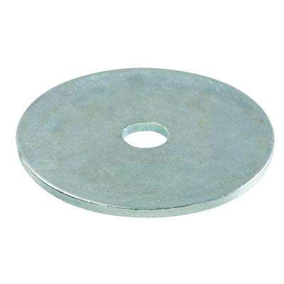 1/2 in. x 1-1/2 in. Zinc Plated Fender Washer (25-Pieces)