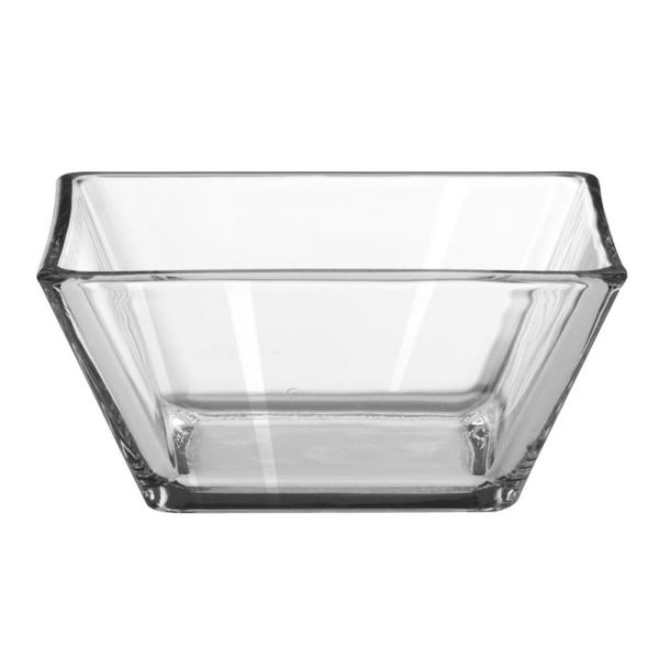 Libbey Tempo 5.5 in.12-Piece Clear Glass Bowl Set 1794710