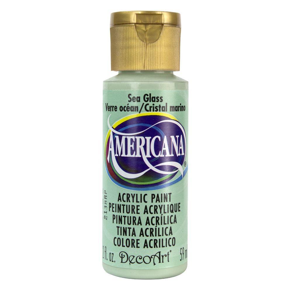 Americana 2 oz. Sea Glass Acrylic Paint