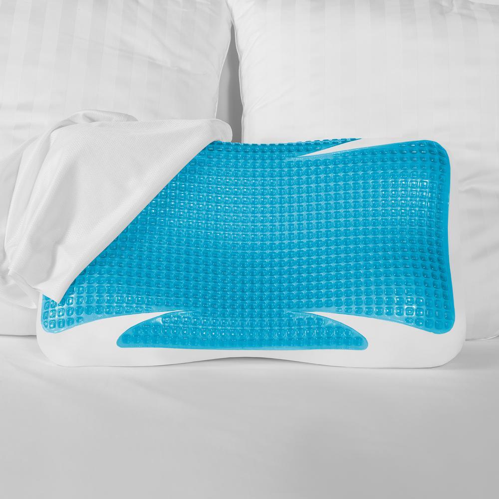 GelMax Contour Cooling Standard Pillow